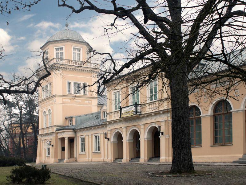 Muzeum im. Antoniego hr. Ostrowskiego zaprasza