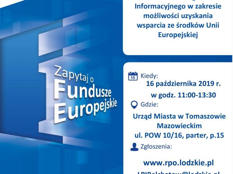 Bezpłatne konsultacje w ramach MPI