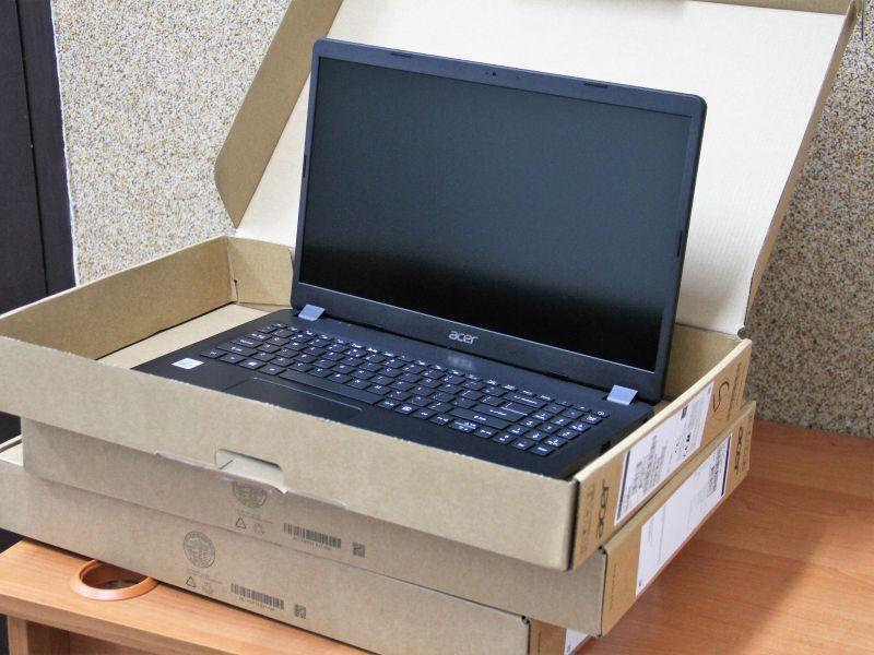 Laptopy i tablety trafiły już do szkół