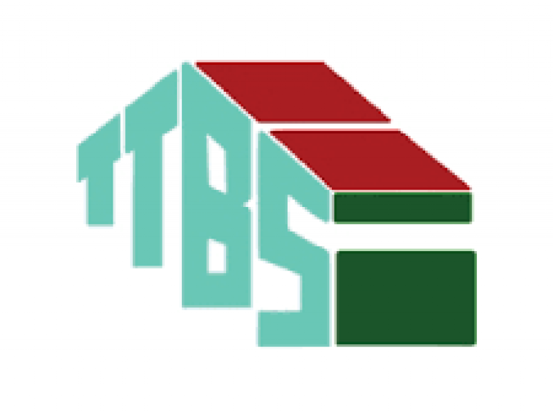 Na zdjęciu logo tomaszowskiego TTBS