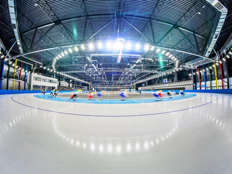 Mistrzostwa Świata Juniorów w łyżwiarstwie Szybkim nabór wolontariuszy