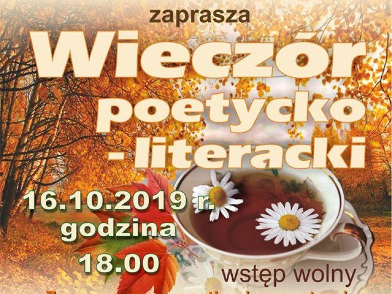wieczór poetycko-literacki, Klub Literacki Estawela