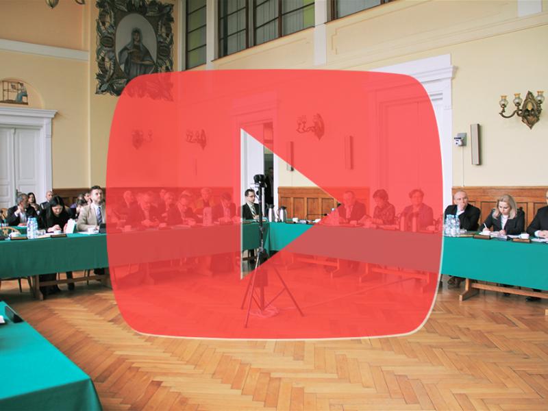 XXV nadzwyczajna sesja Rady Miejskiej Tomaszowa Mazowieckiego