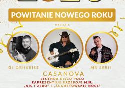 Sylwester tradycyjnie na pl. Kościuszki