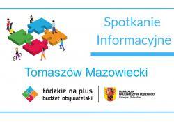 Budzet Obywatelski Samorzadu Województwa Łódzkiego - spotkanie informacyjne