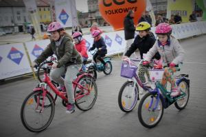 Zawody kolarskie dla dzieci [WYNIKI, ZDJĘCIA]